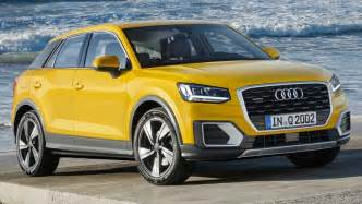 Audi A4 Interior In India 2017 Audi Q2 Previews New Design Language Car News