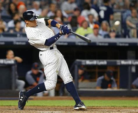 aaron judge the story of the new york yankees home run hitting phenom books judge snaps slump with 34th hr yankees top tigers 7 3