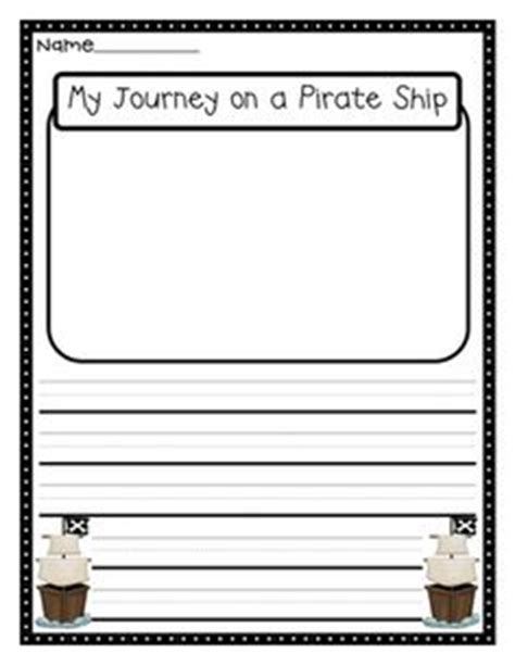 pirate writing paper quot if i were a pirate quot and other pirate writing prompts