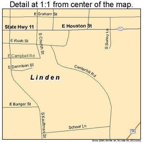 linden texas map linden texas map 4842844