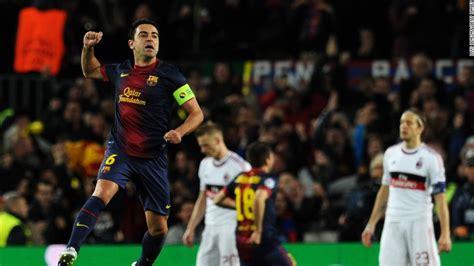 Kaos Barca Barcelona Edition 03 bayern clings on as arsenal fightback falls just