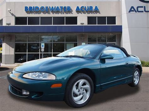 mitsubishi eclipse spyder turbo pre owned 1996 mitsubishi eclipse spyder gs t turbo gs t