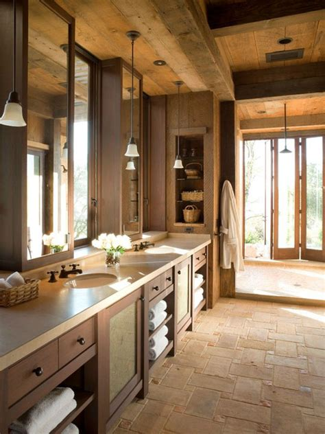 rustic bathrooms designs rustic style bathroom design home decor