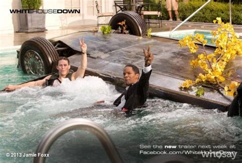 white house down 2 review white house down the focused filmographer
