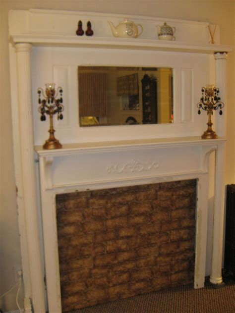 Vintage Fireplace Mantel by Fireplace Mantels Add Vintage Charm With Salvaged Surrounds The Money Pit