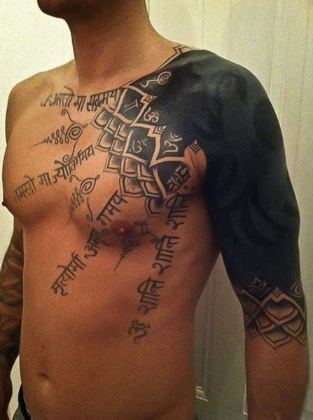 cool mens tattoos top 50 best shoulder tattoos for next luxury