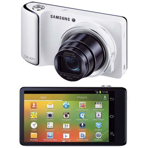 Samsung Galaxy Kamera 8 Mp samsung galaxy c 226 mera branca ek gc100 16 mp lcd 4 8