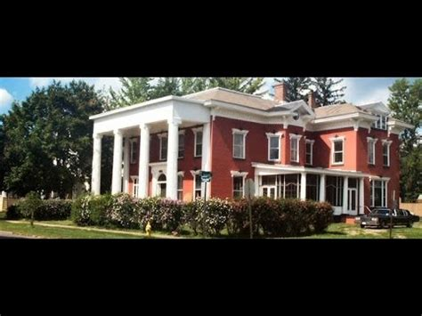House Serial American Ghost Hunters The Erie Mansion Investigation Of