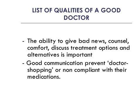 Qualities Of A Essay by Qualities Of A Doctor Essay Teachershapps X Fc2