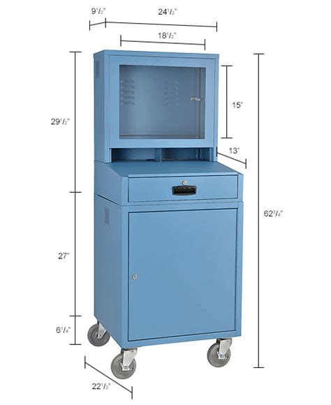 computer furniture computer cabinets mobile security