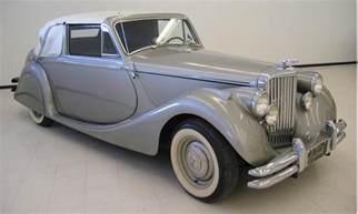 1950s Jaguar 1950 Jaguar V 2 Door Convertible 39752