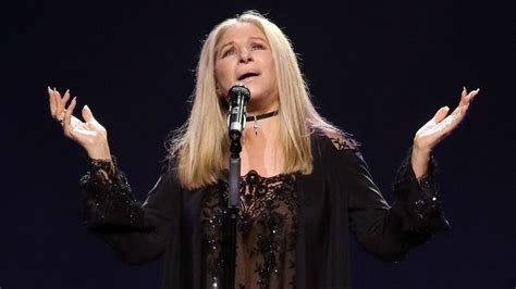 barbra streisand yiddish streisand the love poet enthralls philadelphia audience