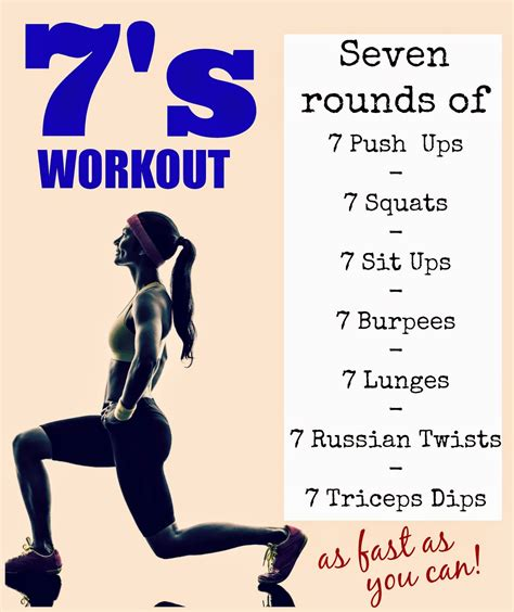 sevens workout amazing at home workout tone and