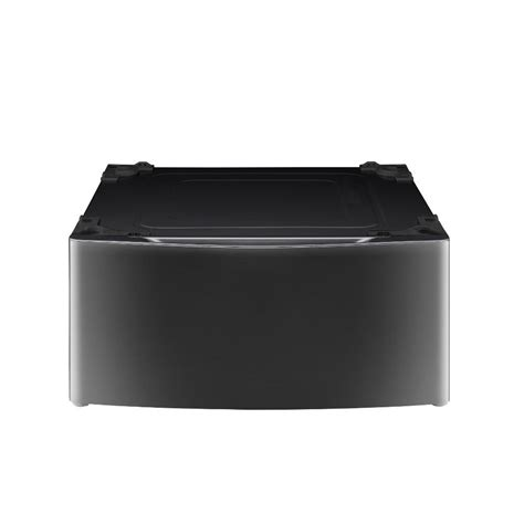 Laundry Pedestal With Storage Drawer by Lg Signature 29 In Laundry Pedestal With Storage Drawer