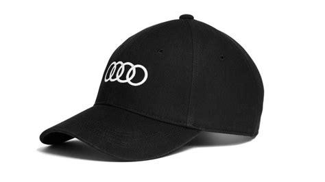 Audi Caps by Unisex Baseball Cap Black Audi Merchandise