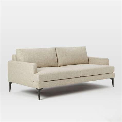 west elm andes sofa andes sofa 76 5 quot west elm