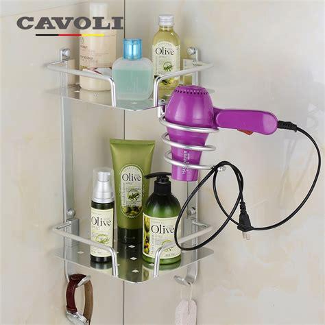 Bathroom Accessories Suppliers Aliexpress Buy Cavoli Aluminum Alloy Anodizing Bathroom Shelves Top Quality Brand Shelf De