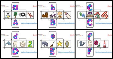 imagenes educativas el abecedario dado abecedario puzle i portada imagenes educativas