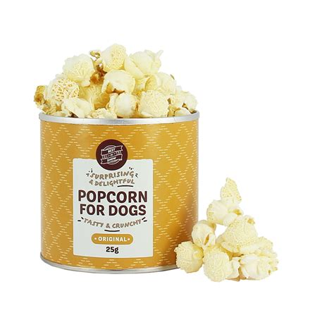 popcorn for dogs surprising delightful