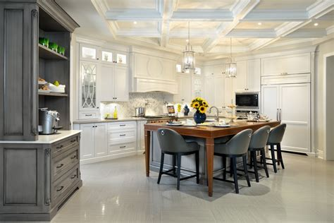Kitchen Design Richmond Estate Custom Home Richmond Hill Ontario Eclectic Kitchen Toronto By My Design Studio
