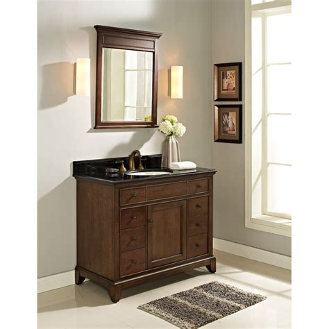 Fairmont Designs Bathroom Vanities Fairmont Designs 42 Quot Smithfield Vanity Mink Free Shipping Modern Bathroom
