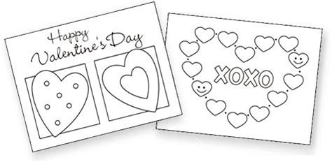 valentines cards for a creative card exchange coloring book for boys and be the of s day books 114 best images about free squishy crafts on