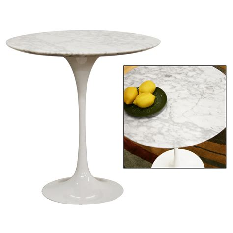 white marble top end white marble end in