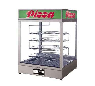 doyon drpr4 countertop food warmer display 4 racks