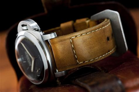 Gunny Straps 339 Serie For Tudorpanerairolexiwcetc panerai wristwatch photo gunny straps