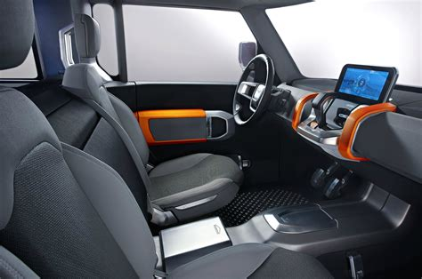 land rover dc100 interior new land rover defender edges nearer to 2016 debut as