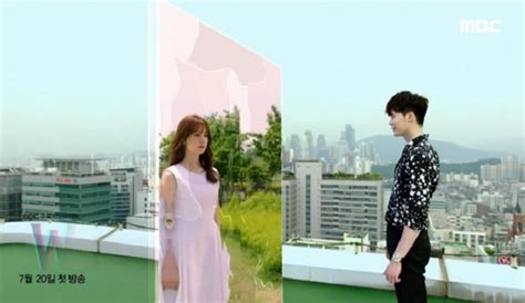 W Two World Drama Korea 4disc subbed second teaser for w two worlds kimchi