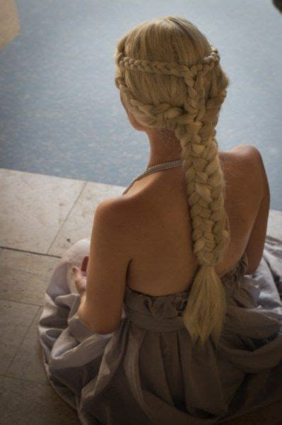 hairstyles khaleesi 5 things game of thrones has taught men women about