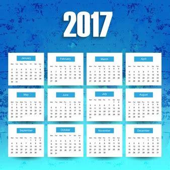 Azul Calendario Calendario De Parede Vetores E Fotos Baixar Gratis
