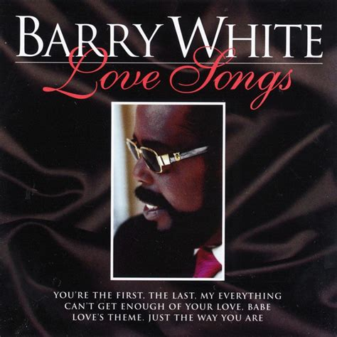 barry white best song songs by barry white charts