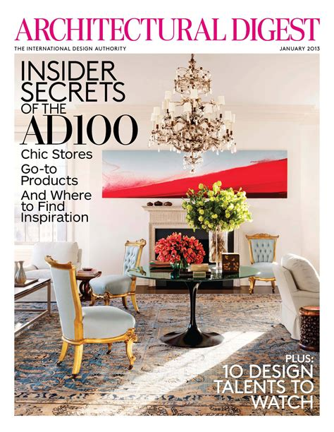 architectural digest vicente wolf brightens new york for architectural digest