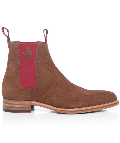 jeffery west suede novikov boots available at jules b