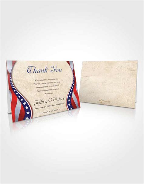 thank you army card template thank you card template cheerful honors