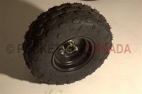 front wheel rim tire  pbcgp pocket bike canada mini atv dirt bikes