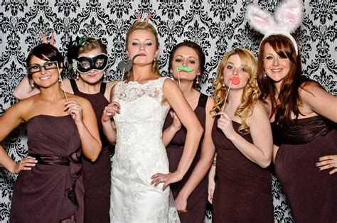 Wedding Photo Booth by The Most Any Wedding Guest Has Had In A Photo
