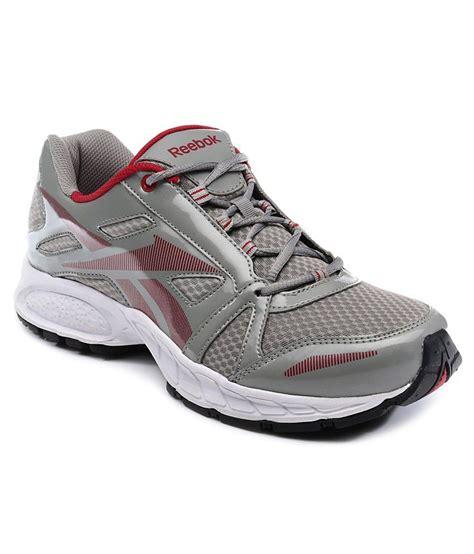 Reebok Gray by Reebok Grey Shoes Jlapressureulcerpartnership Co Uk