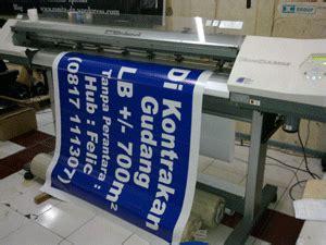 Sticker Ritrama Outdoor M2 print sticker vinyl meteran roland cetakan berkualitas