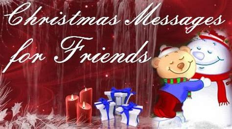 christmas messages  friends christmas wishes  special friends