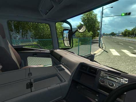 mitsubishi fuso super great  beta   truck mod