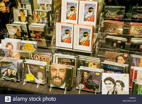 house music cds for sale miami florida adrienne arsht center opera house gift shop music cd stock photo 140014264 alamy