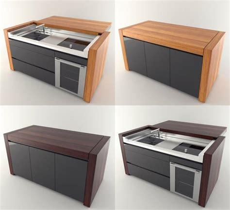 space saving kitchen trends transformer kitchen designs