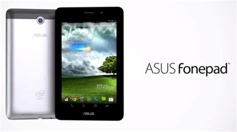Tablet Android Asus Murah preview asus fonepad tablet android 3g murah dengan intel atom jagat review