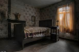 Creepy Bedroom by Photographer Niki Feijen S Eerie Images Of The Abandoned