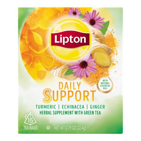 Lipton Detox Tea by Wellness Lipton 174
