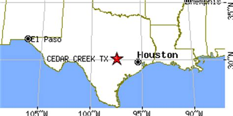 cedar creek texas map cedar creek texas tx population data races housing economy