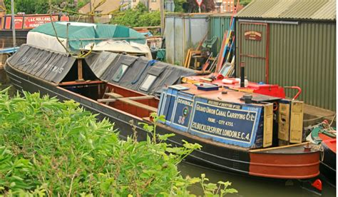 reclaimed wood   working narrow boats foscote crafts